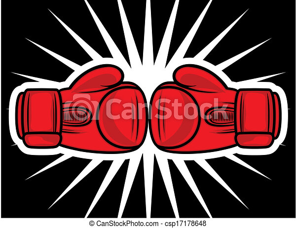 Boxing gloves Illustrations and Clip Art. 8,785 Boxing gloves ...