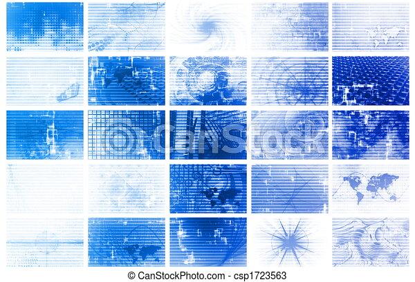 Too Much Media - csp1723563