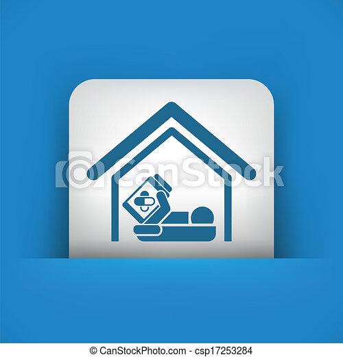 Vector of Medical center csp17253284 - Search Clip Art ...