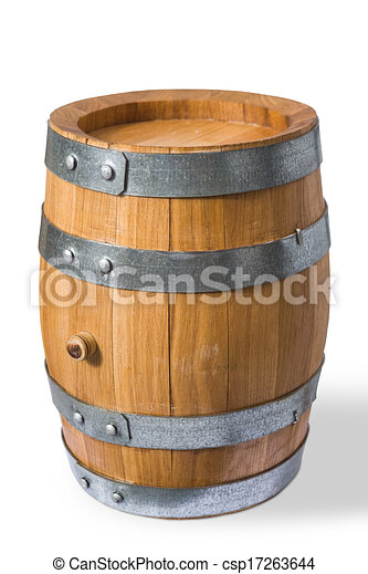 Dibujos de barril vino un peque o de madera whine - Barril de vino ...