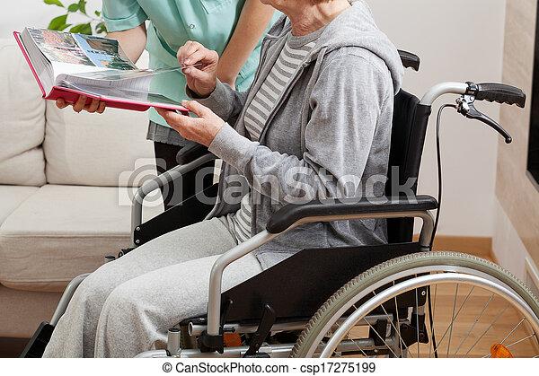 Caregiver - csp17275199