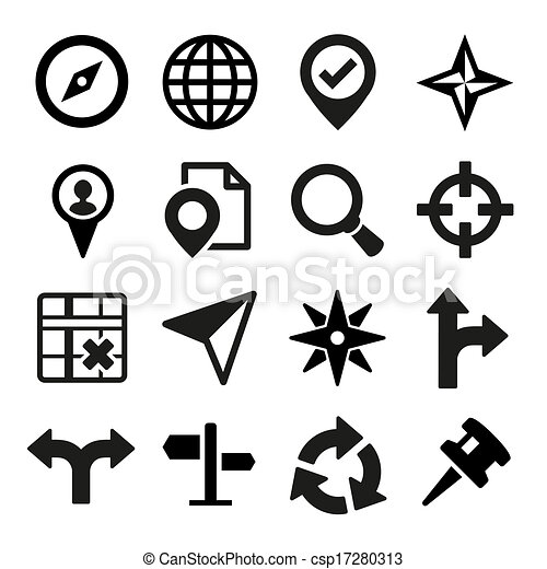 Public Transportation Buttons 13824035 additionally Map Gps And Navigation Icons Set 17280313 furthermore 51 Ways To Reward Employees Without Money besides Astronomy Instrument 8128457 also Cal X Kit Mcx 556 16 Blk. on comp navigation
