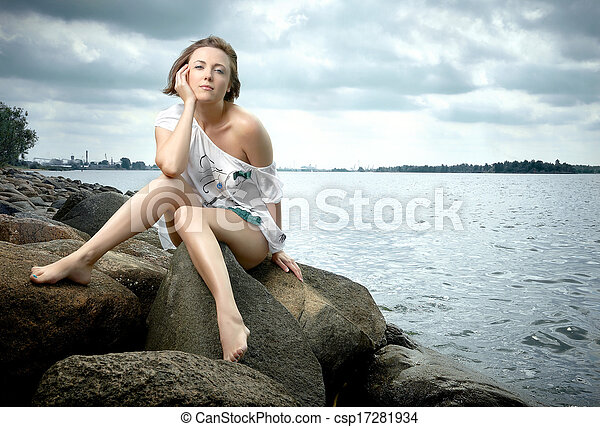 Порно фото молоденькие нудистки