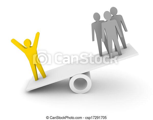 profissionalismo, competência, metáfora - csp17291705