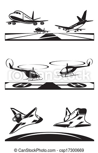 Air transportation set - csp17300669
