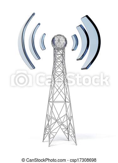 Communication antenna - csp17308698