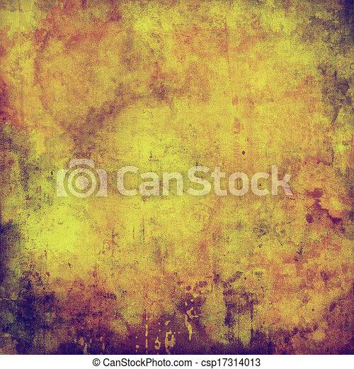 Antique vintage texture background - csp17314013