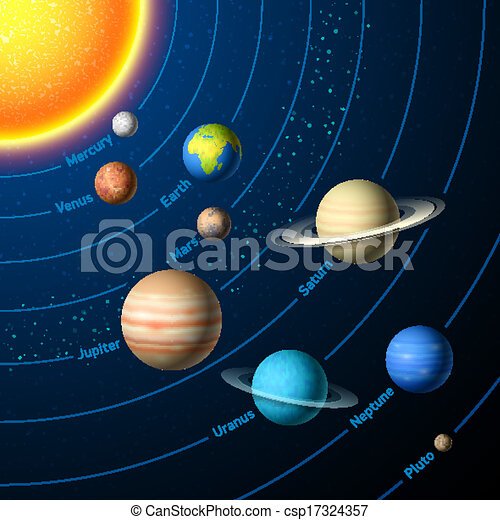 Clip Art Solar System Clipart solar system clipart and stock illustrations 14921 planets