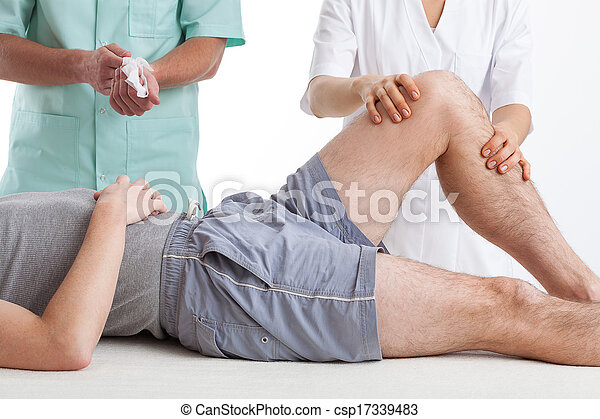 physiothérapie - csp17339483