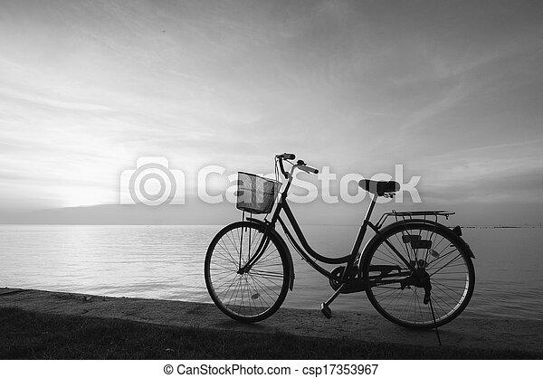 自転車 - csp17353967