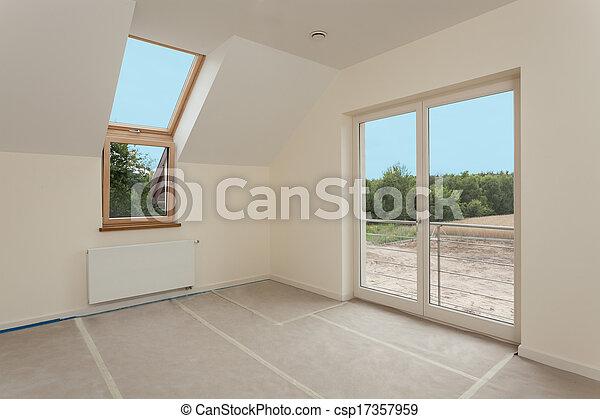 Room under construction - csp17357959