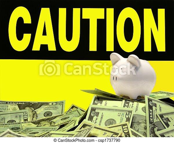 monetary caution - csp1737790