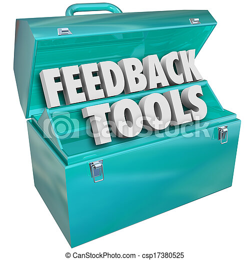 Feedback Tools Toolbox Comments Reviews Opinions - csp17380525