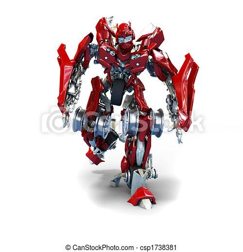 Transformer - csp1738381