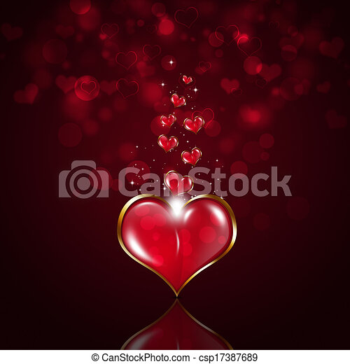 Lovers Holiday Background - csp17387689