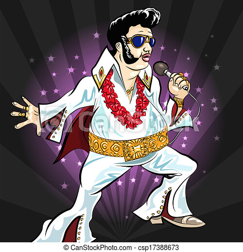 Elvis Illustrations and Clip Art. 175 Elvis royalty free ...