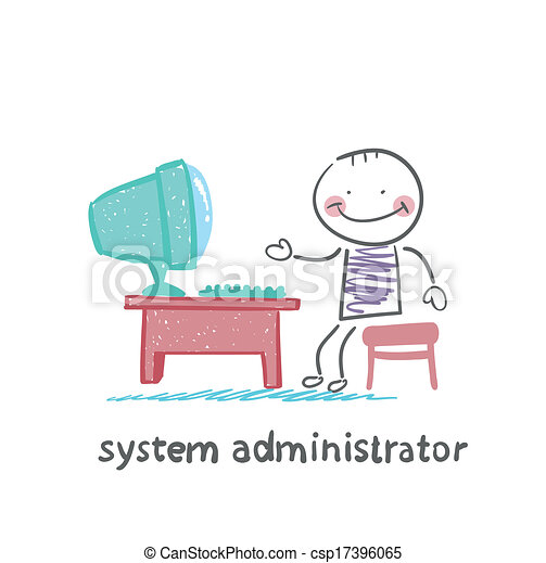 Stock options administrator
