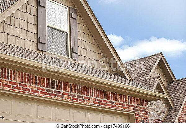 Angulo de telhado
