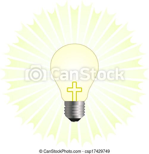 Christian religion - csp17429749