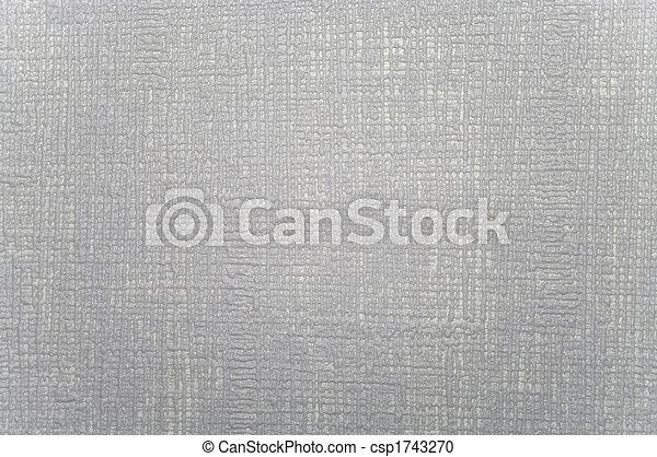 mönster, Grå - csp1743270