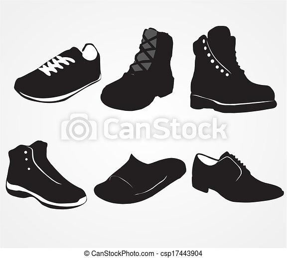 Woman Shoes Icon Royalty Free Cliparts, Vectors, And Stock