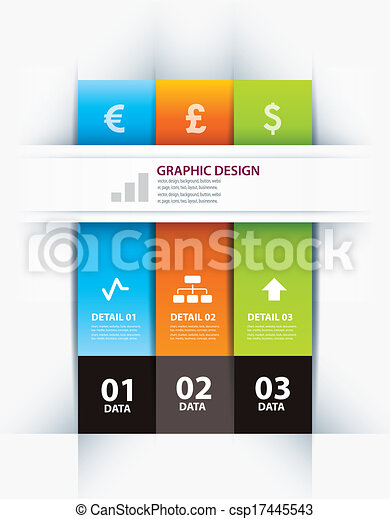 business data paper and template - csp17445543