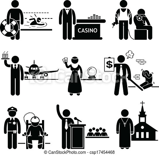 clip art vector of special jobs occupations careers a clipart astronaut emoji flowers clipart astronaut holding flag
