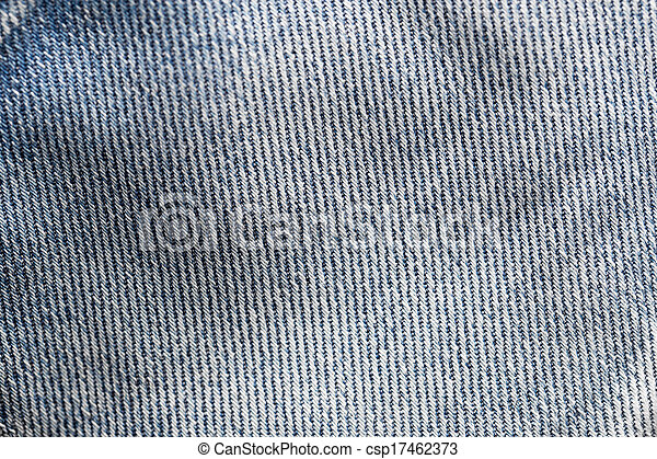 Jeans Paper Texture Fabric Scrapbooking Background - csp17462373