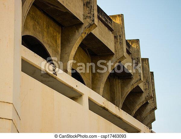 architecture moderne - csp17463093