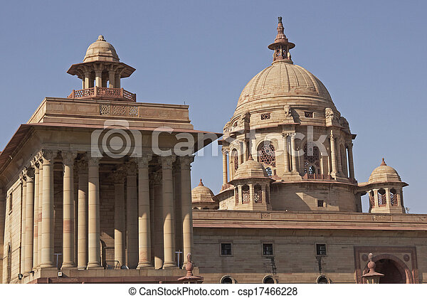 Government Buildings - csp17466228