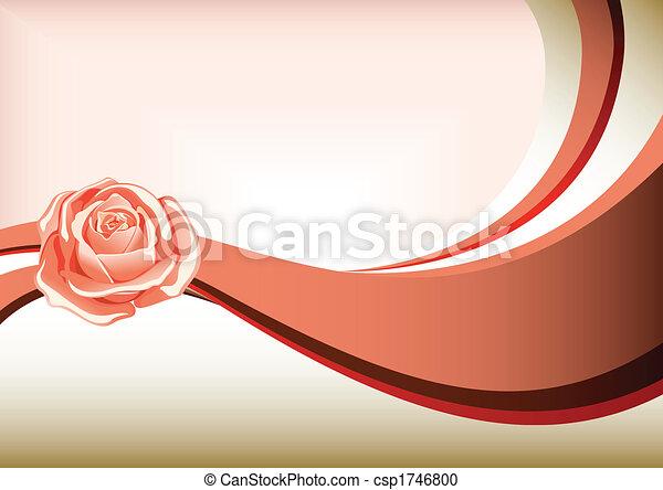 wedding card - csp1746800