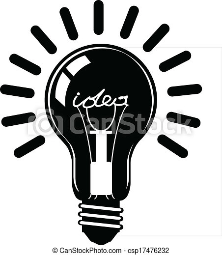vecteurs de ampoule id e concepts ampoule id e. Black Bedroom Furniture Sets. Home Design Ideas