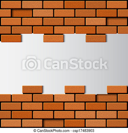 Brick wall Illustrations and Clip Art. 63,252 Brick wall royalty ...