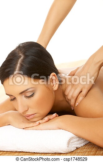 Spa and Massage - csp1748529