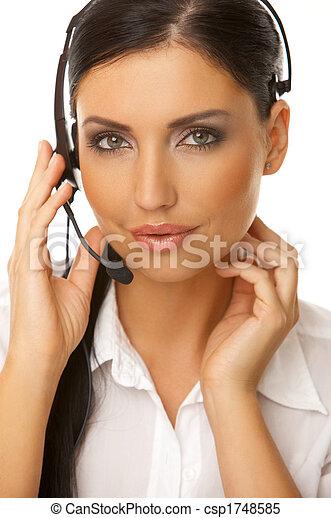 Secretary online - csp1748585