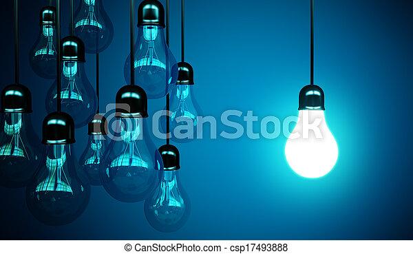 idea concept - csp17493888