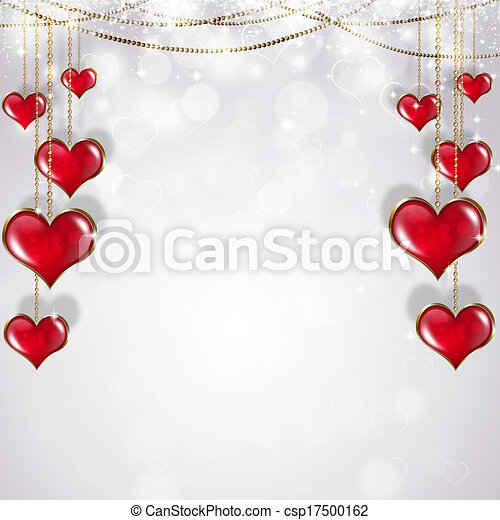 Valentine Holiday Greeting Card - csp17500162