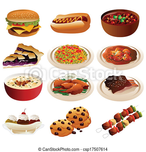 american food clip art - photo #18