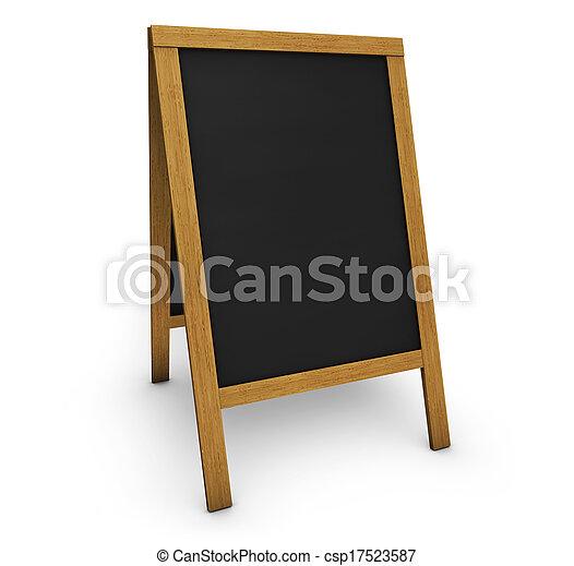 images de menu tableau restaurant blank bois. Black Bedroom Furniture Sets. Home Design Ideas