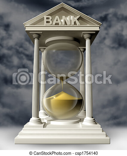 Time is running out for banks - csp1754140