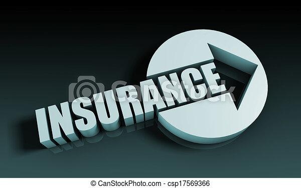 Insurance - csp17569366
