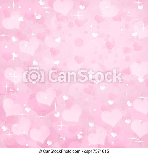 Valentine's day background - csp17571615