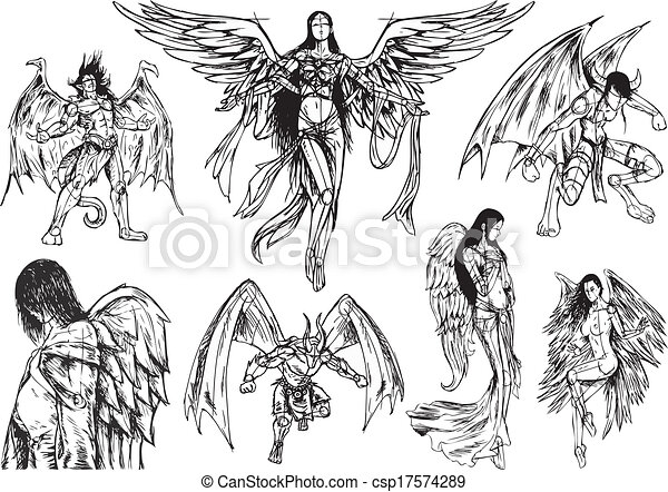 Angels Demons Set 17574289 further Furry Tutorial further Co Prozrazuje Mimika Tvare O Uspechu Reklamy additionally 39617671701711933 together with Weapons. on anime manga drawings and drawn