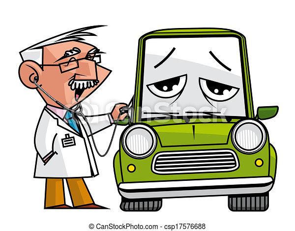 Automobile doc - csp17576688