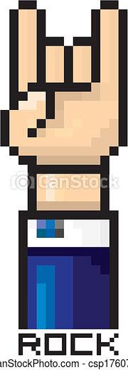 pixel art main