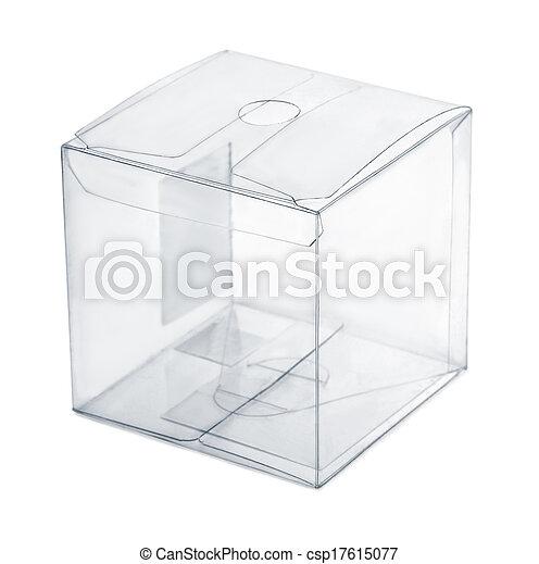 Im genes de pl stico caja vac o transparente pl stico - Caja transparente plastico ...