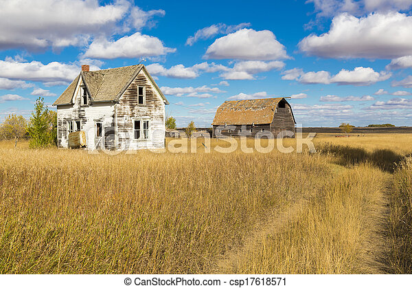 Old Farm Yard