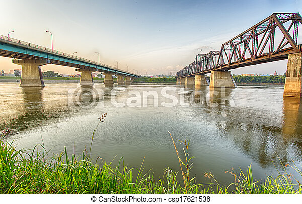 Bridges in Prince Albert - csp17621538