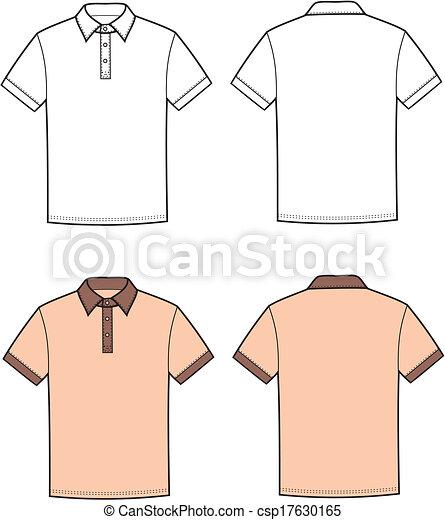 clip art vecteur de polo  t shirt vecteur  illustration red polo shirt clip art red polo shirt clip art