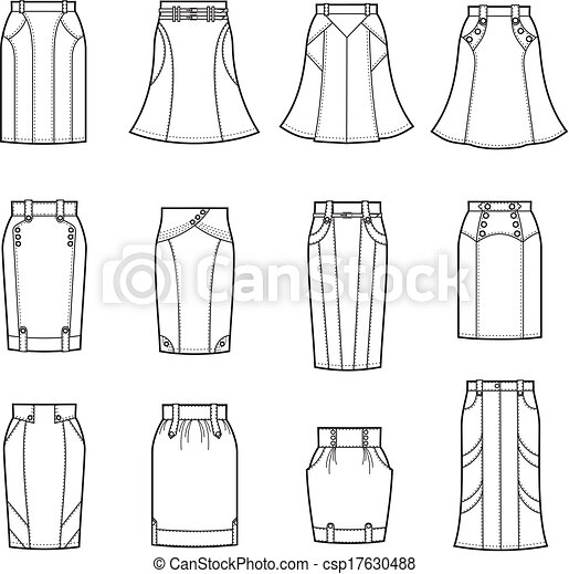 Fashion Flats additionally Stock Illustration Set Fashion Flat Templates Sketches Woman Skirts Collection Template Image61315230 also Womens Wrap Colorblock Coat Fashion Flat Template further Womens Skirt Fashion Flat Template 1 in addition Womens Shirt Dress Fashion Flat Template 1. on pattern skirt flats